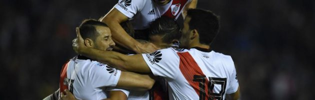 A qué hora juega River vs. Independiente